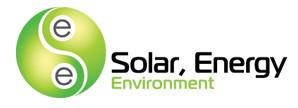 Solar Energy Environment