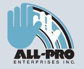 All-Pro Enterprises, Inc