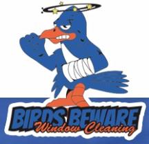 Birds Beware Window Cleaning