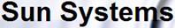 Sun Systems