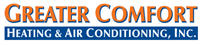 Greater Comfort Heating and Air Conditioning, Inc.