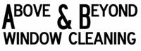 Above & Beyond Window Cleaning