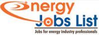 Energy Jobs List