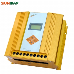 MPPT Wind solar hybrid charge controller
