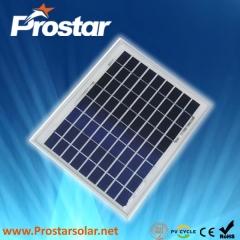 5W Poly Solar Panel