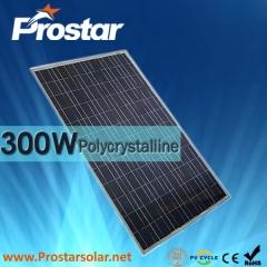 300W Poly Solar Modules