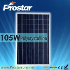 105W Poly Solar Modules