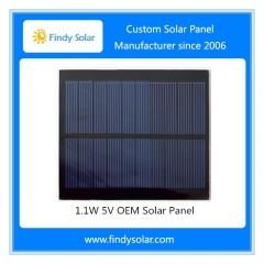 1.1W 5 Volt OEM Solar Panel
