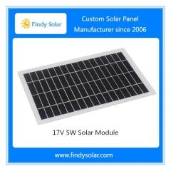 17V 5W Solar Module