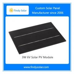 3W 6V Solar PV Module