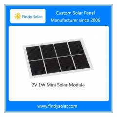 2V 1W Mini Solar Module