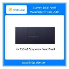 4V 150mA Sunpower Solar Panel