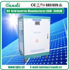 25KW single phase power inverter