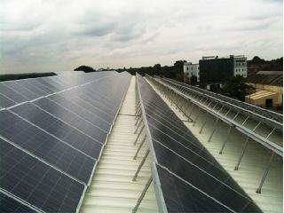 Adjustable Tilt Solar Racking System