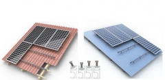 Pitched Roof Solar Racking System
