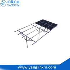 Single-pillar Mounting System Aluminum 6005