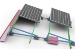 Titanergy Ballasted Solar Mounting System