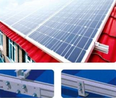 Optima Tin/Metal Roof Mounting System