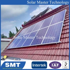 SMT-Tile Roof Mounting System-A
