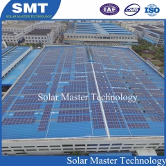 SMT-Industrial Metal Roof Mounting System