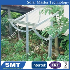 SMT-Adjustable Tilt Angle Ground Mounting System
