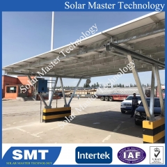 SMT-Solar Carport Steel Structure