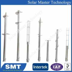 SMT-Hot DIP Galvanized Solar Panel Mounting Ground Screw