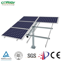 GM4 Ground Solar Mounting System