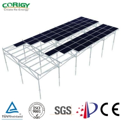 Agricultural Solar Mounting System