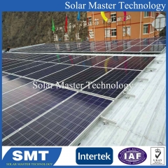 Roof Solar Mounting System Products of Aluminum Anodized