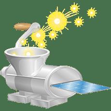 太阳能硅锭/硅片/电池/电池组件/电池板生产设备生产商