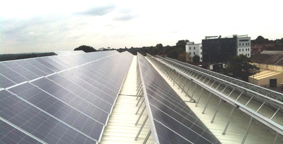 Grace solar Adjustable Tilt Solar Racking System