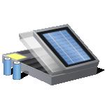 太阳能通用充电器